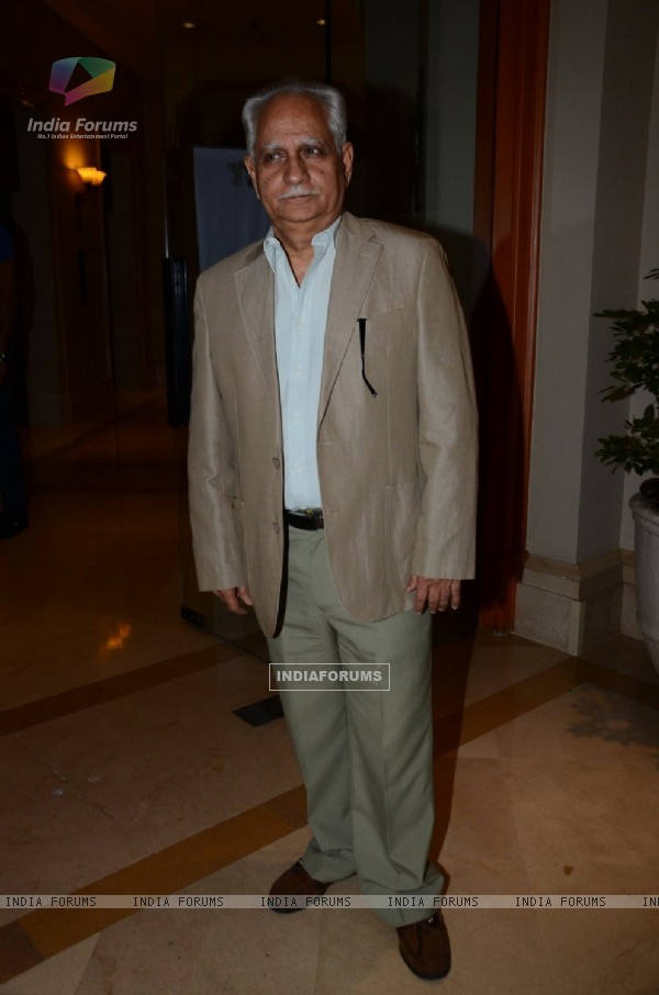 Ramesh Sippy at Lithuania Meet
