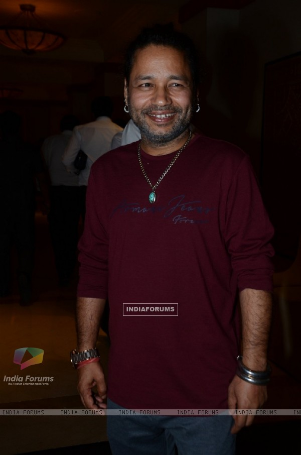 Kailash Kher at Babul Supriyo's Album Launch
