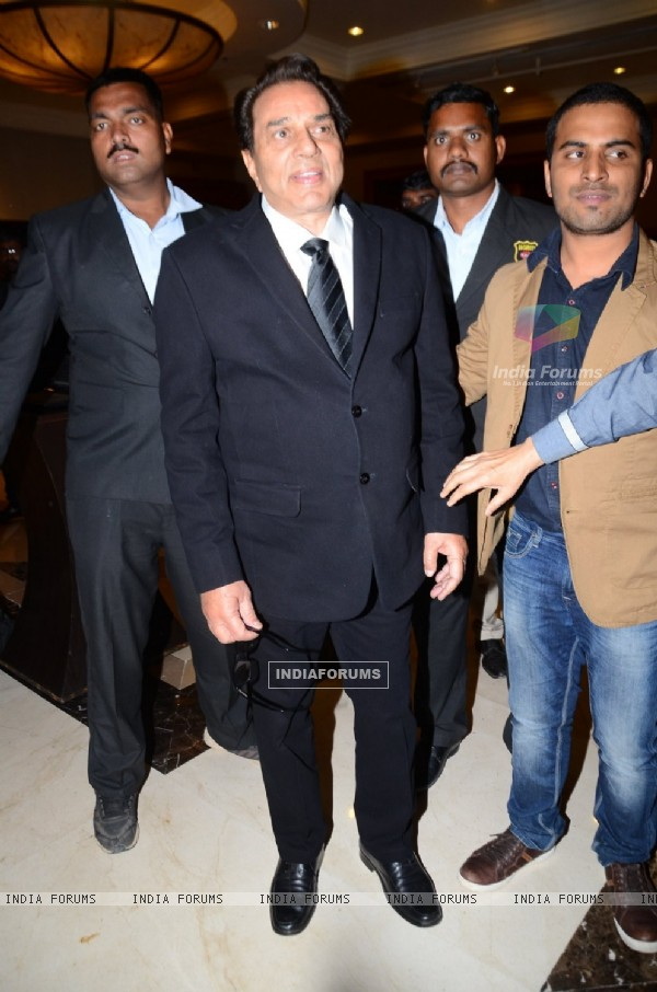 Dharmendra at Babul Supriyo's Album Launch