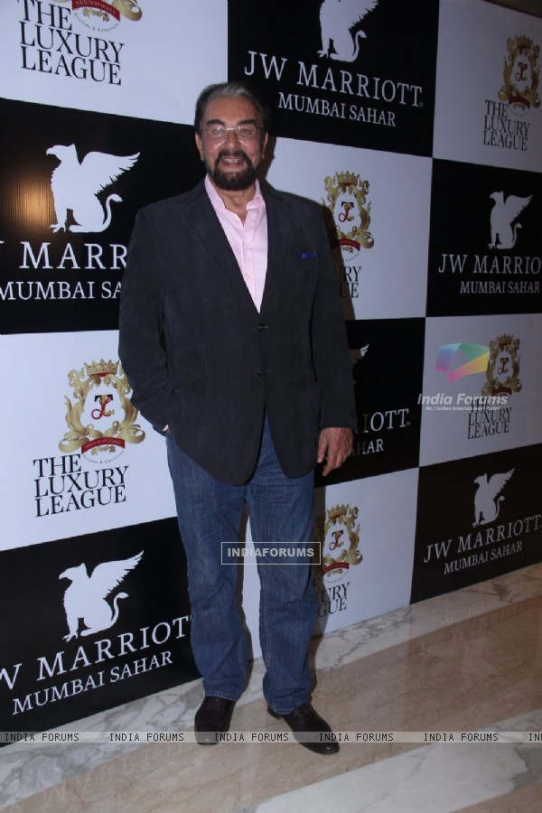 Kabir Bedi at Ritu Beri's 'The Luxury League' Bash
