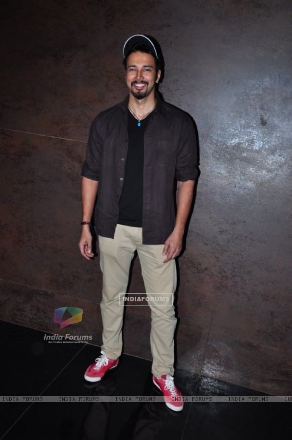 Rajneesh Duggal at Special Screening of Direct Ishq