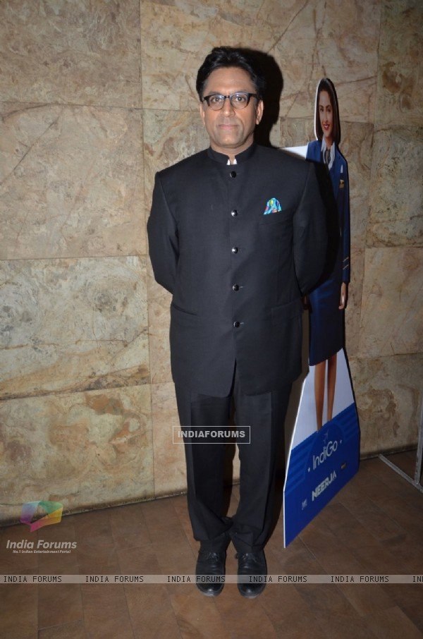 Ram Madhvani special Screening of Neerja for Indigo Air Hostesses