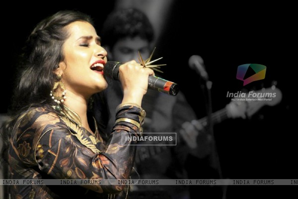 Sona Mohapatra performs at NCPA Concert for NGO