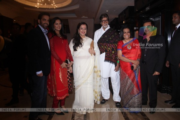 Celebs at Shatrughan Sinha's Book Launch