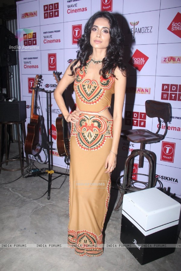 Sarah Jane Dias at Zubaan Music Celebration Bash