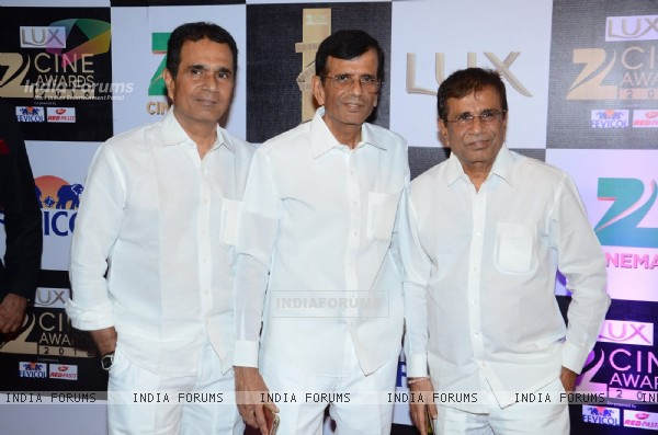 Abbas - Mustan - Hussain at Zee Cine Awards 2016