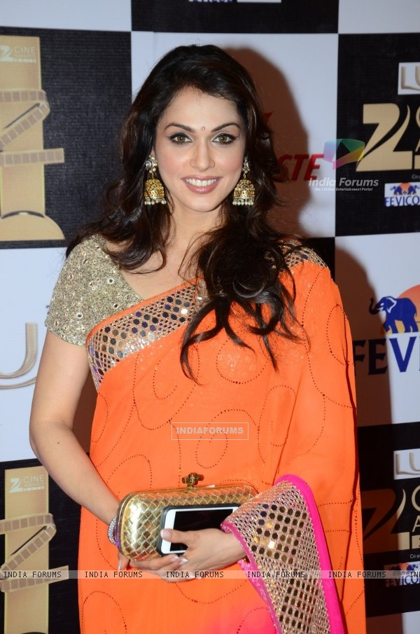 Isha Koppikar at Zee Cine Awards 2016
