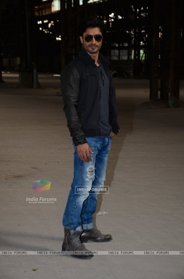 Vidyut Jamwal at Press Meet of Commando 2