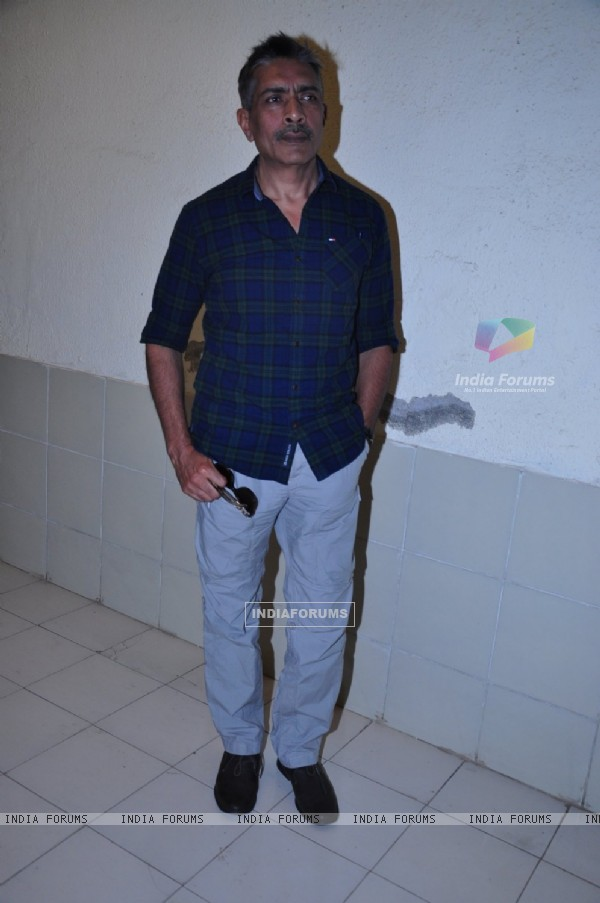 Prakash Jha at Jai Gangaajal Song Launch