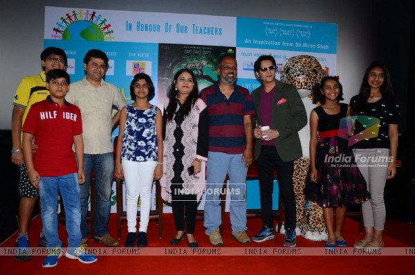 Jimmy Shergill at Shortcut Safari Film Launch