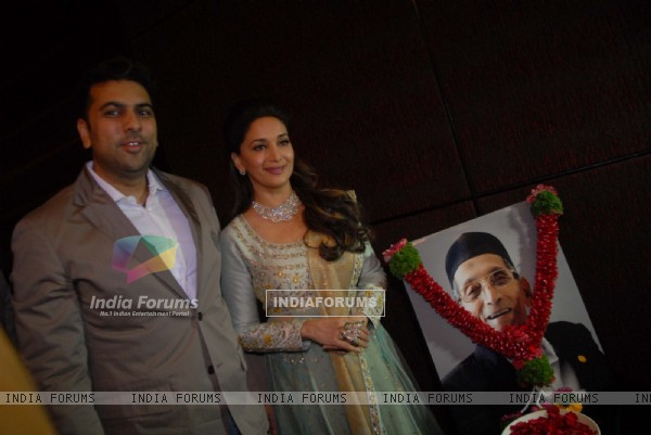 Madhuri Dixit Lauches Her Own Jewellery Line 'TIMELESS'