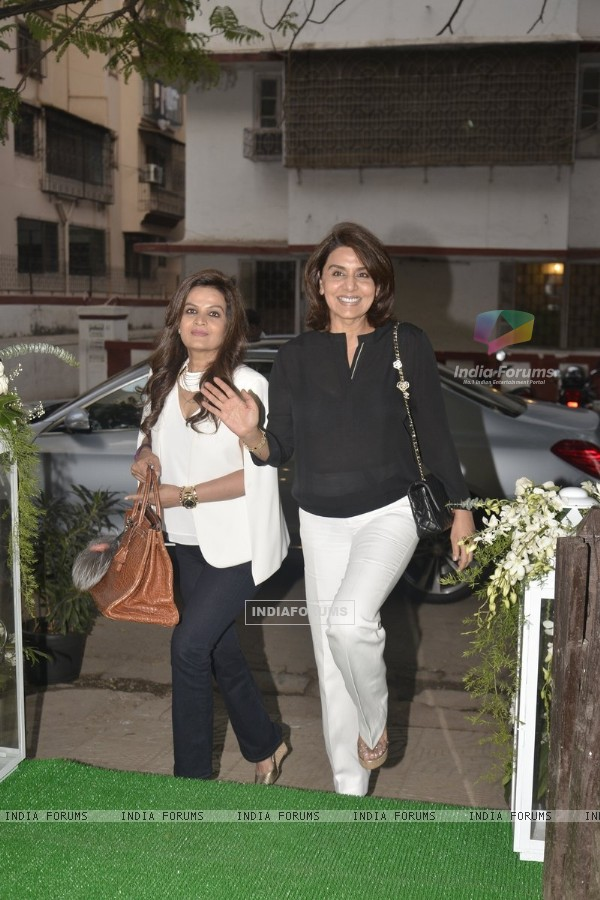 Neetu Singh at Launch of Abu Sandeep's Store 'ASAL'