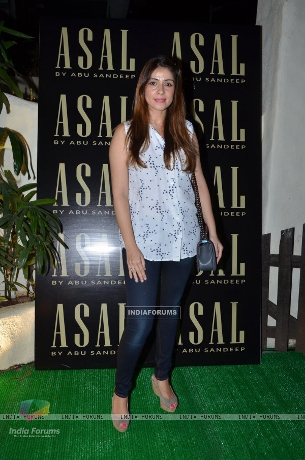 Bhavana Pandey at Launch of Abu Sandeep's Store 'ASAL'