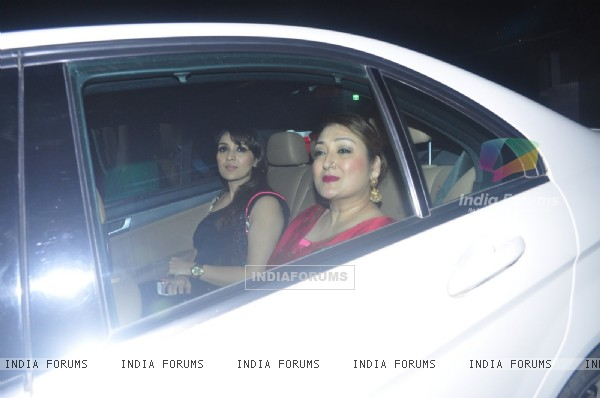 Tina Ahuja at Dr. Agarwal's Daughter's Wedding