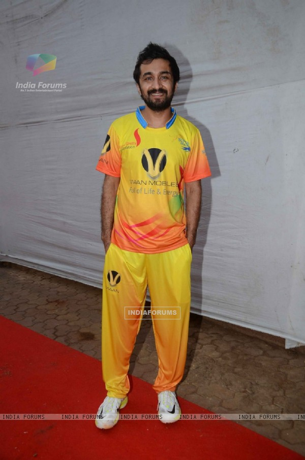 Celebrity T-20 Cricket Match