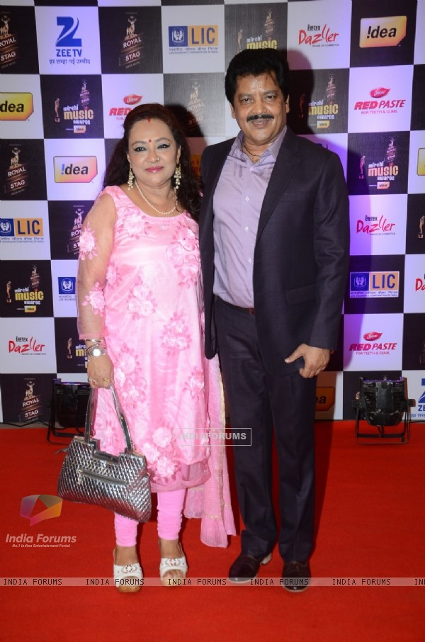 Udit Narayan at Mirchi Music Awards 2016