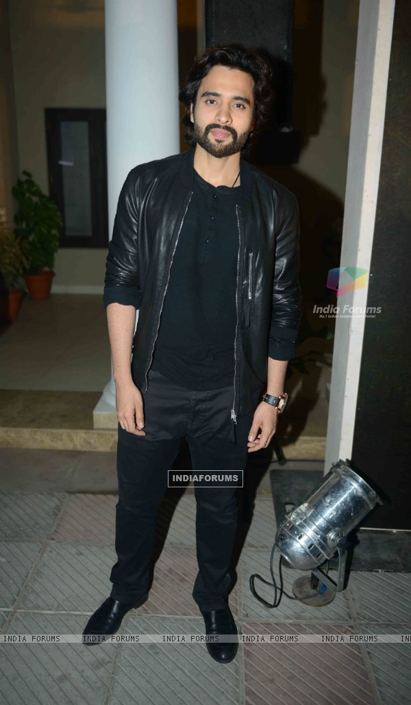 Jackky Bhagnani at Poster Launch of 'Sarabjit'