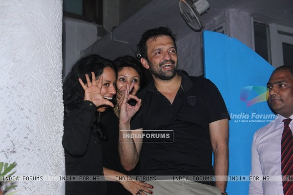 Atul Kasbekar at Success Bash of Neerja!