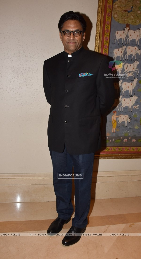Director Ram Madhvani at Promotional Event of 'Neerja'