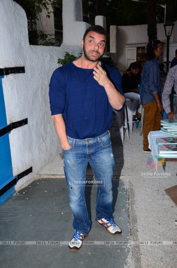 Arbaaz Khan at Launch of Maria Goretti's Book 'From my kitchen to yours'
