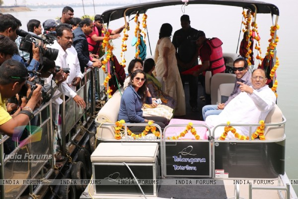 Sania Mirza Launches Telangana Tourism