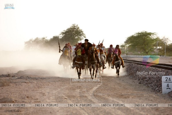 Still image from the movie Veer (39864)