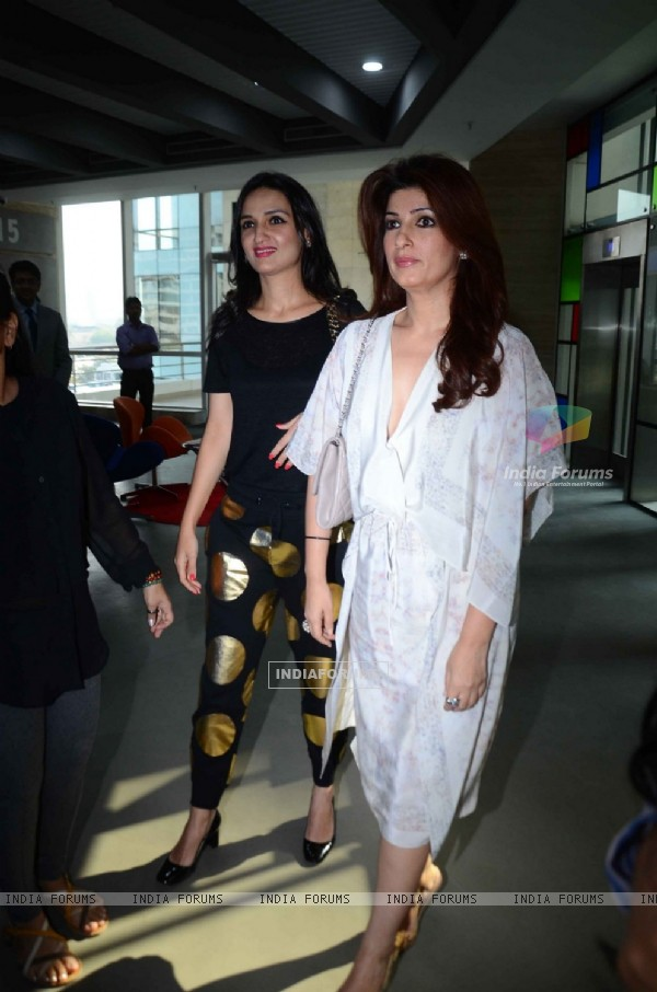 Twinkle Khanna at Sonali Bendre's Book Launch