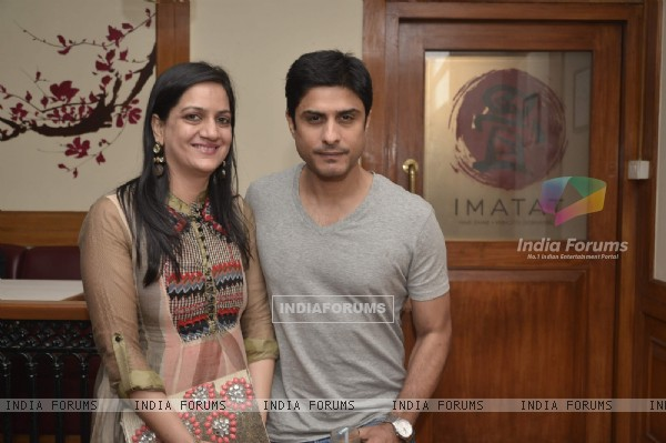 Vikas Bhalla at Tatami Restaurant Launch