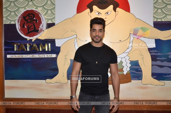 Gautam Gulati at Tatami Restaurant Launch