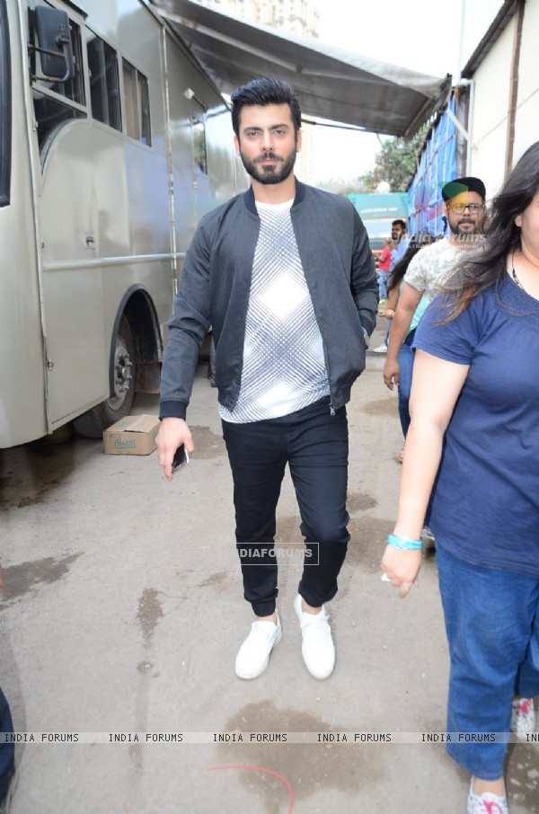 Fawad Khan at Comedy Nights Bachao for Kapoor & Sons Promotions