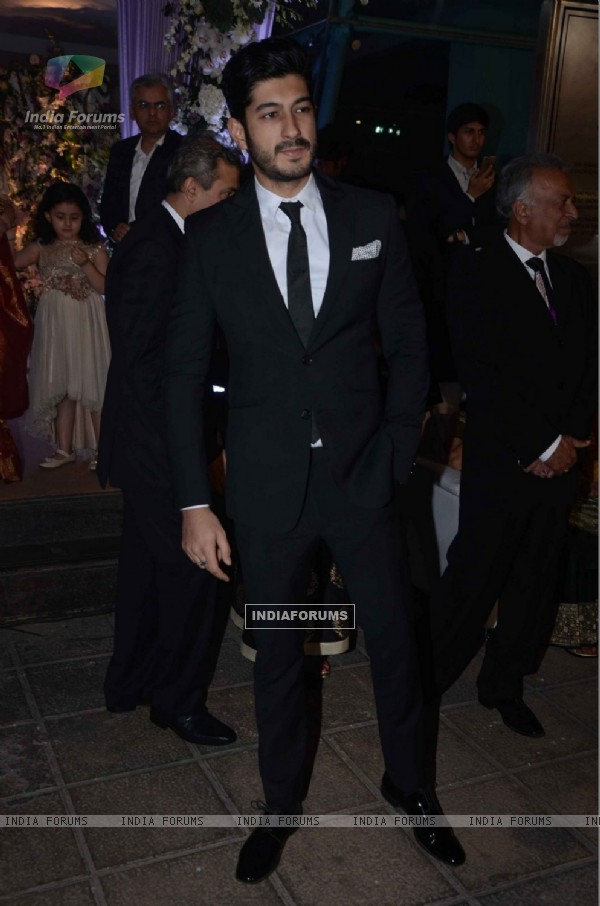 Mohit Marwah at Kresha Bajaj's Wedding