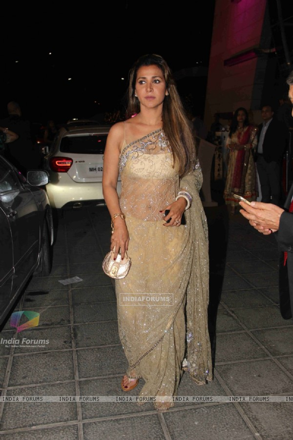 Celebs at Kresha Bajaj's Wedding