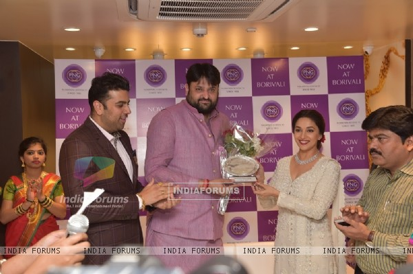 Madhuri Dixit at Inauguration of PNG Jeweller's New Store