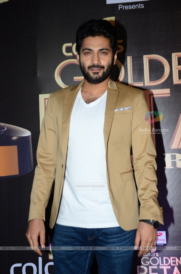Raghav Chanana at Golden Petal Awards 2016