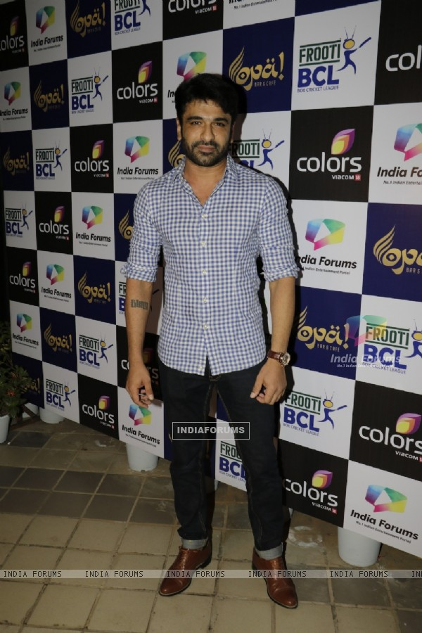 Ejaz Khan at BCL Party at Opar Bar