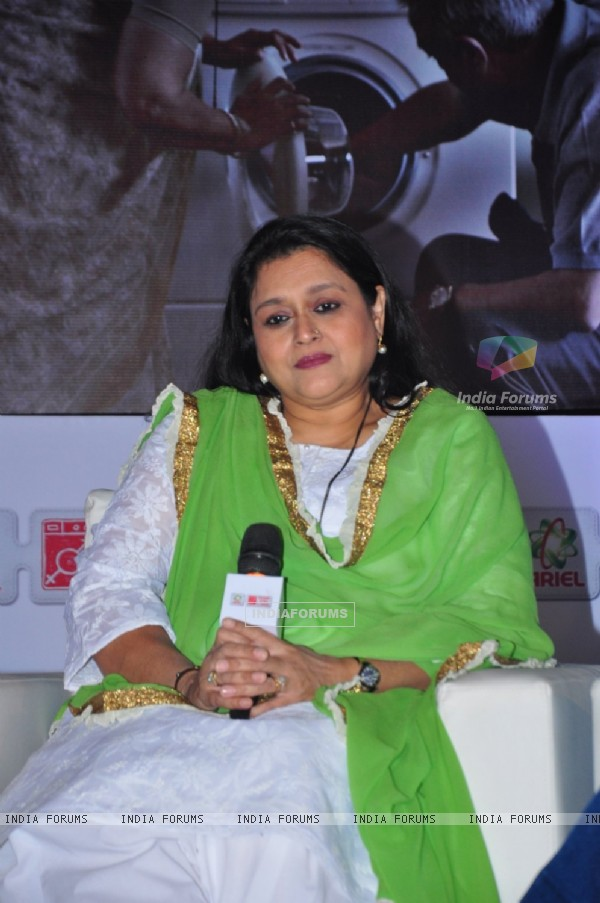 Supriya Pathak at Ariel Women's Day Event