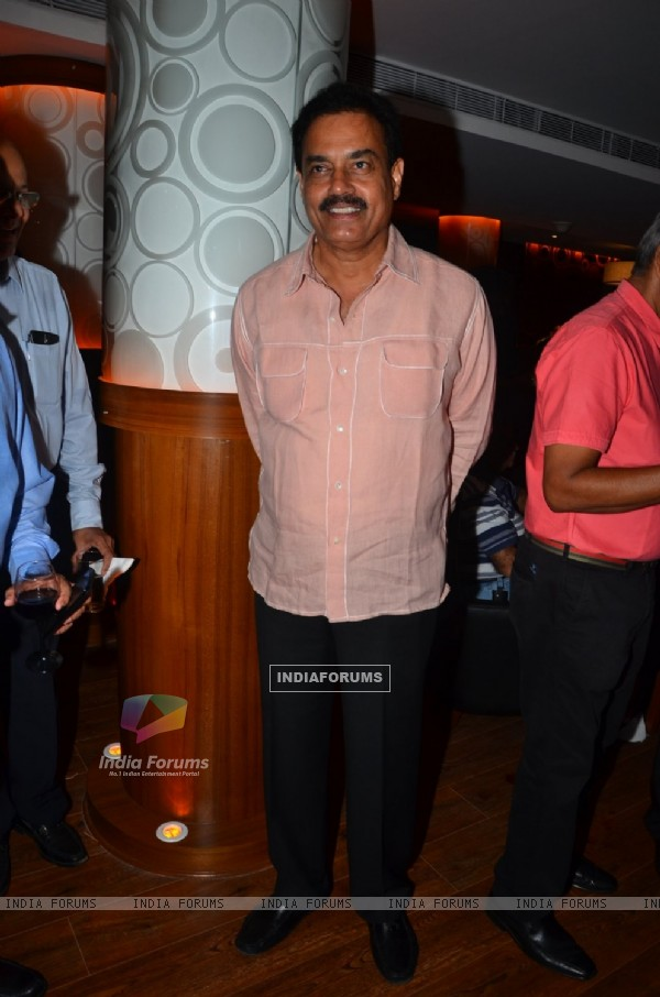 Dilip Vengsarkar at Cricket Legends Bash