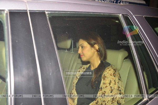 Huma Qureshi at Puneet Malhotra's Bash