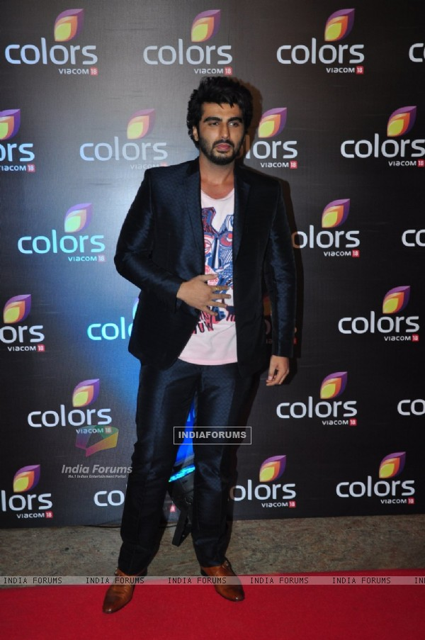 Arjun Kapoor at Colors TV's Red Carpet Event