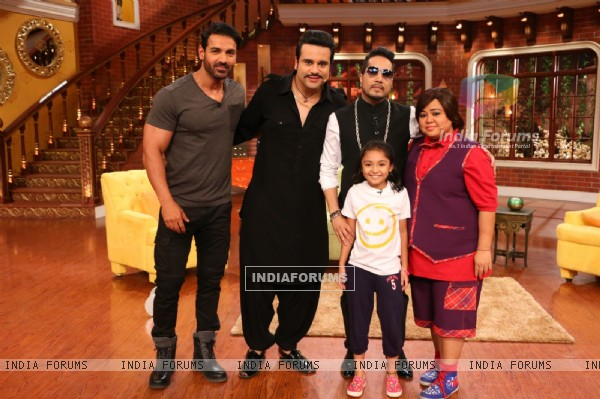 Rocky Handsome Promotions in Comedy Nights Live