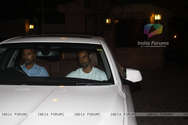 Kunal Kapoor at Karan Johar's Bash