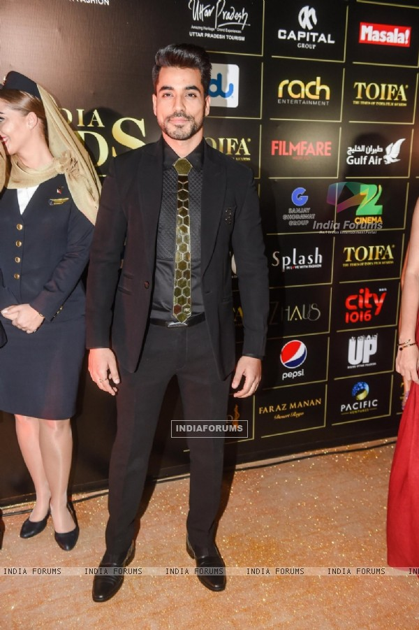 Gautam Gulati at TOIFA Awards, Day 1