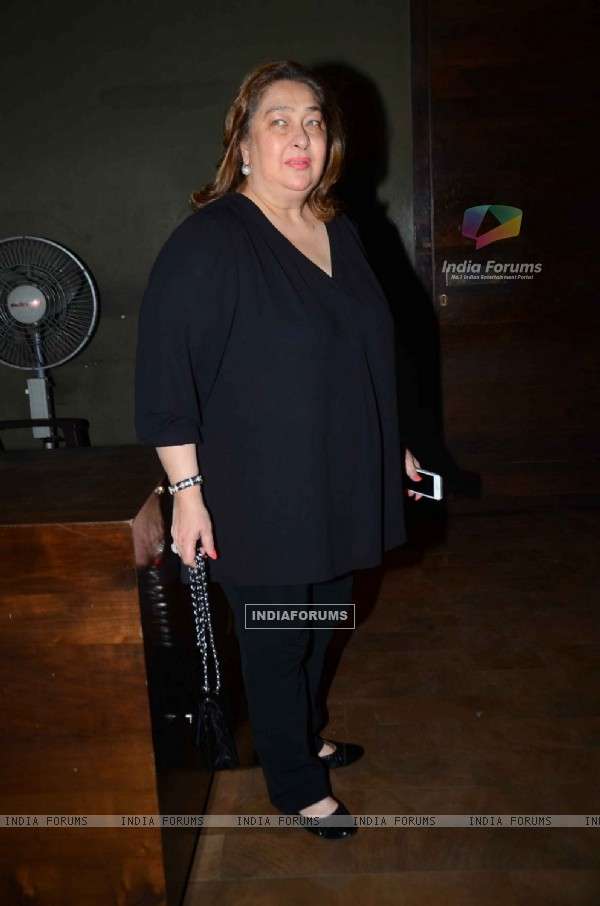 Reema Kapoor at Special Screening of Kapoor & Sons