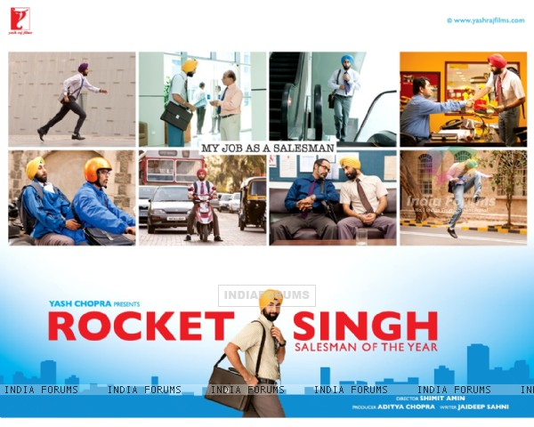 Rocket Singh: Salesman of the Year movie wallpaper