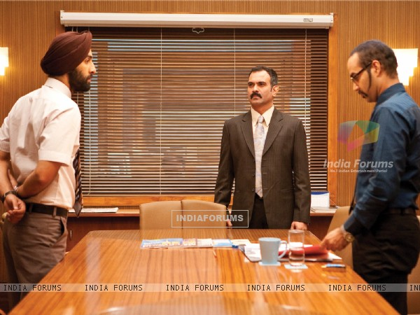 A scene from Rocket Singh: Salesman of the Year movie