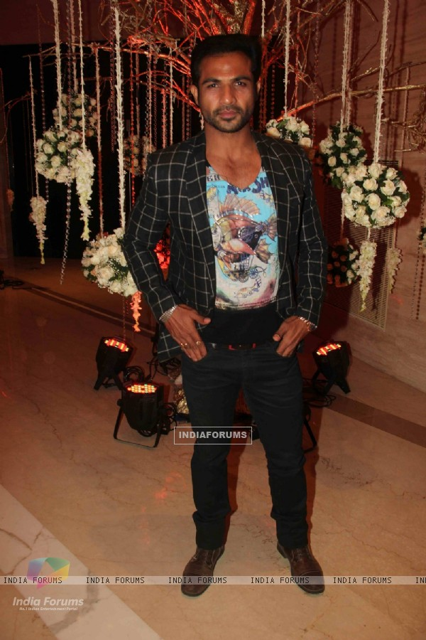 Mohammad Nazim at Rashmi Sharma's Birthday Bash