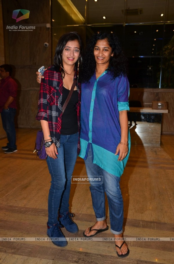 Akshara Haasan at Special Screening of Ki and Ka