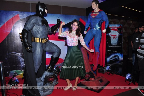 Mandana Karimi at Special Screening of Batman V Superman