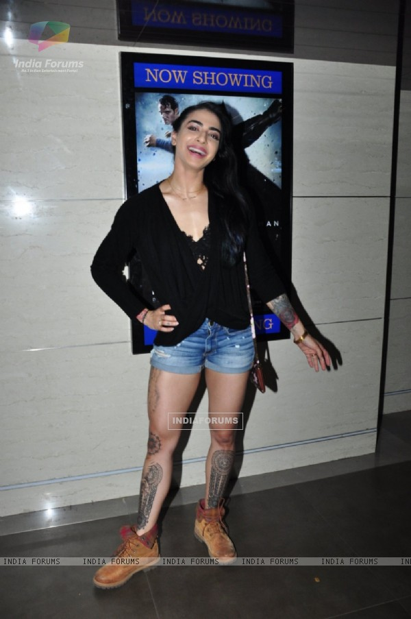 Bani J at Special Screening of Batman V Superman