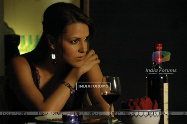 Neha Dhupia in Raat Gayi Baat Gayi movie